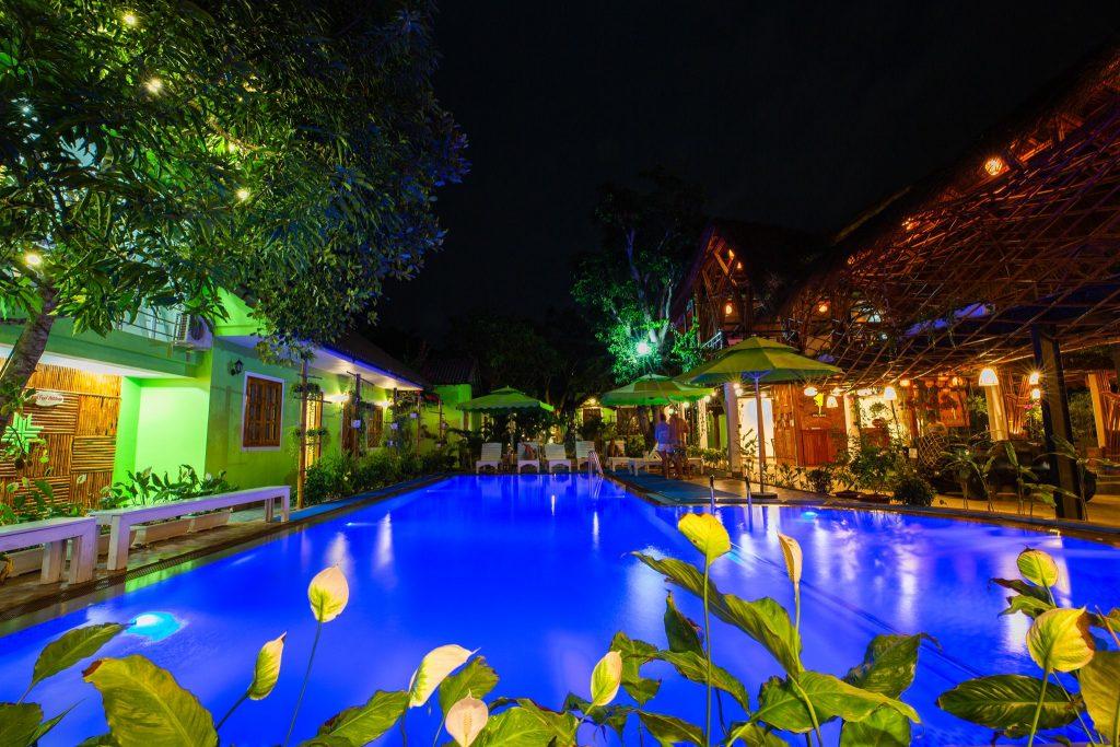 Nghỉ dưỡng tại Bamboo Phu Quoc Resort